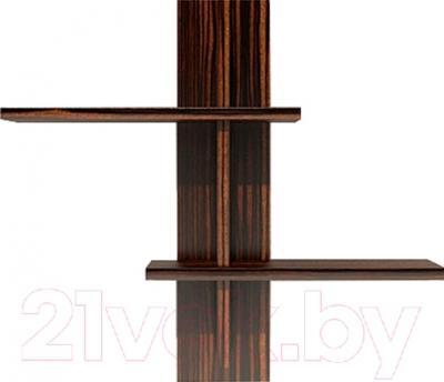 Полка Мебель-Неман МН-105-04 (хебан)