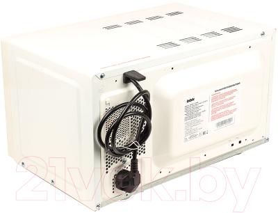 Микроволновая печь BBK 20MWS-712M/WB - вид сзади