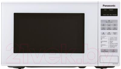 Микроволновая печь Panasonic NN-ST251WZTE - вид спереди