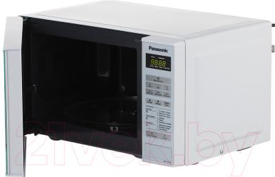Микроволновая печь Panasonic NN-ST251WZTE - с открытой дверцей 2