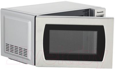 Микроволновая печь Panasonic NN-ST271SZTE - с открытой дверцей 2