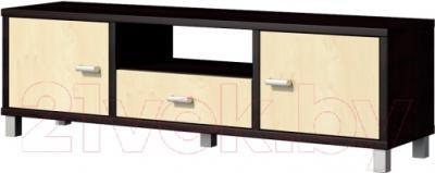 Тумба Мебель-Неман Домино Венге ВК-04-04 (береза/венге)