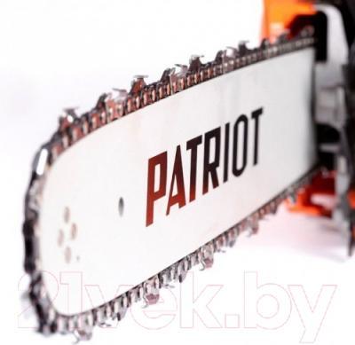 Бензопила цепная PATRIOT PT 4520 (+ очки и перчатки)