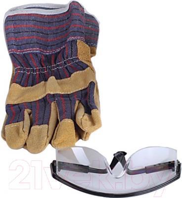 Бензопила цепная PATRIOT PT 554 Pro (+ очки и перчатки)