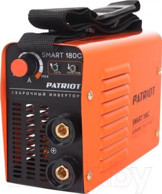 Сварочный аппарат PATRIOT Smart 180C MMA