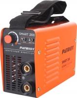 Инвертор сварочный PATRIOT Smart 200 MMA -
