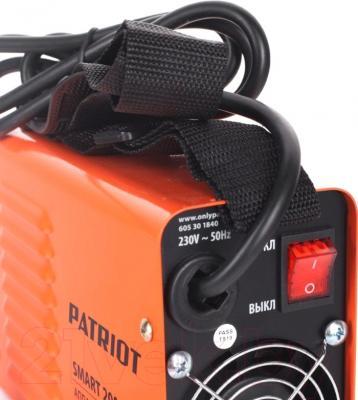 Инвертор сварочный PATRIOT Smart 200 MMA