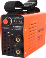 Сварочный аппарат PATRIOT Smart 200C MMA -
