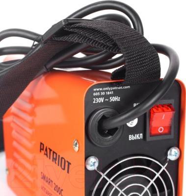 Сварочный аппарат PATRIOT Smart 200C MMA