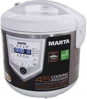 Мультиварка Marta MT-4300 (белый/сталь) -