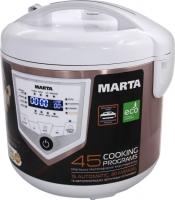 Мультиварка Marta MT-4301 (белый/шампань) -