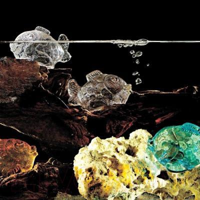 "Статуэтка Nachtmann Crystal Animals ""Рыбка"" (бирюза, хрусталь) - коллекция"