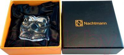 "Статуэтка Nachtmann Crystal Animals ""Сова"" маленькая (бирюза, хрусталь) - упаковка"