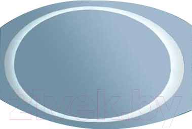 Зеркало для ванной Asomare Латтэ 90 (41.09)