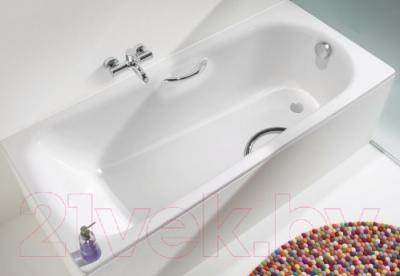 Ванна стальная Kaldewei Saniform Plus 350 180x80 (easy-clean)