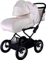 Детская универсальная коляска Babyhit Evenly Light (Beige Star) -