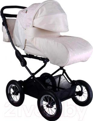 Детская универсальная коляска Babyhit Evenly Light (Beige Star)