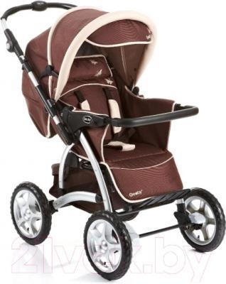 Детская универсальная коляска Geoby C705-X (R324) - внешний вид на примере модели другого цвета