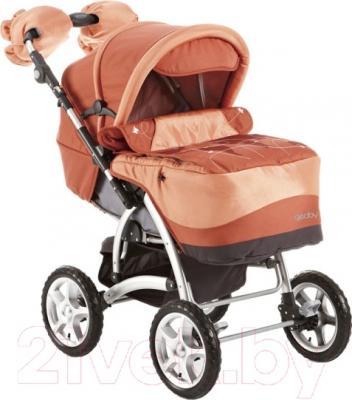 Детская универсальная коляска Geoby C705-X (R324)