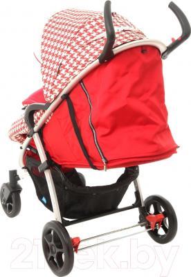 Детская прогулочная коляска Geoby C409M (W4NR)