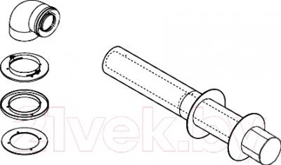 Дымоход для котла Bosch AZB 600/3