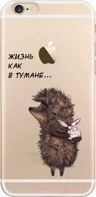 Чехол-бампер Deppa Art Case 100576 (+ защитная пленка)