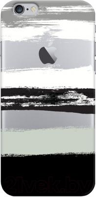 Чехол-бампер Deppa Art Case 101396 (+ защитная пленка)