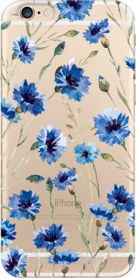 Чехол-бампер Deppa Art Case 100100 (+ защитная пленка)