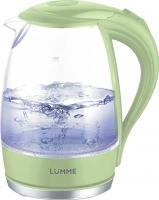 Электрочайник Lumme LU-216 (зеленый нефрит) -