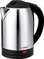 Электрочайник Lumme LU-217 (черный алмаз) -