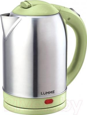 Электрочайник Lumme LU-219 (зеленый нефрит)