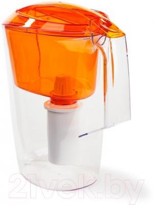 Фильтр питьевой воды Гейзер Дельфин (оранжевый)