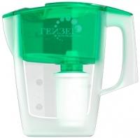 Фильтр питьевой воды Гейзер Альфа (зеленый, + дополнительный модуль) -