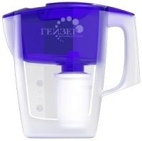 Фильтр питьевой воды Гейзер Альфа (синий, с дополнительным модулем) -