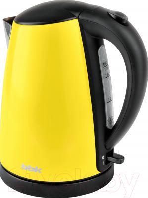 Электрочайник BBK EK1705S (желтый)