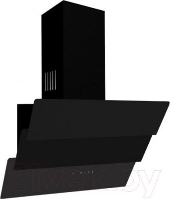 Вытяжка декоративная Zorg Technology Fiera 3 (60, черный, механич. управление)