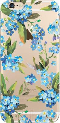 Чехол-бампер Deppa Art Case 100103 (+ защитная пленка)