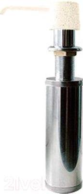 Дозатор встраиваемый в мойку Gran-Stone 328 (бежевый)