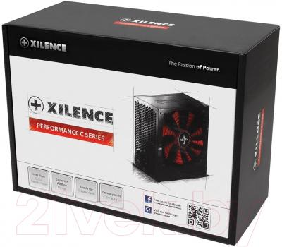 Блок питания для компьютера Xilence Performance C 600W (XP600R6)