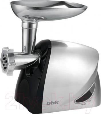 Мясорубка электрическая BBK MG2006 (черный/металлик)