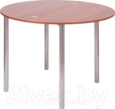 Обеденный стол Древпром М2 90х50 (грондталь)