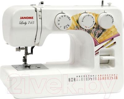 Швейная машина Janome Lady 745