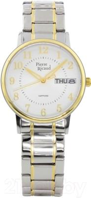 Часы женские наручные Pierre Ricaud P91068.2123Q