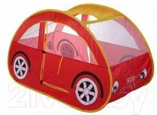 Детская игровая палатка IPlay Машинка 8901