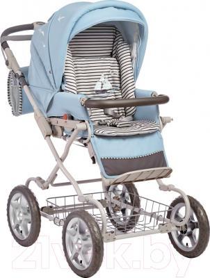 Детская универсальная коляска Geoby C601J (R340) - внешний вид без чехла на примере модели другого цвета