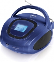 Магнитола BBK BS05 (темно-синий) -