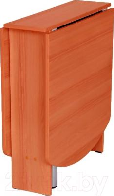 Стол-книга Древпром Тумба узкая (грондталь) - в сложенном виде