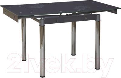 Обеденный стол Signal GD082 (серый)