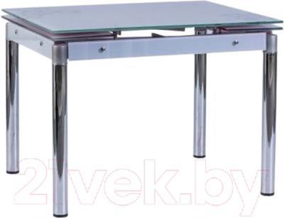 Обеденный стол Signal GD092 (белый)