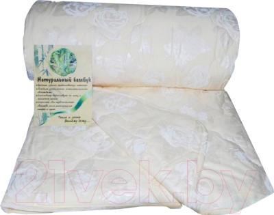 Одеяло Arya Бамбук с Розами (160x220)